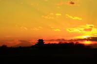 30年12月の富士(14)関宿城と富士 - 富士への散歩道 ~撮影記~