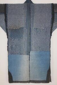 古布木綿刺し子Japanese Antique Textile Sashiko - 京都から古布のご紹介
