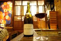 月の港 @粋な和の世界、会員制の醸造酒バーにて - Kaorin@フードライターのヘベレケ日記