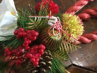 大好評だったお正月飾り - coco diary 山口県 お花と絵と楽しいティータイム