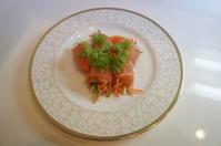 【サーモンロール(レシピ)】 - モンスーンの食卓日記