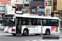 (2018.10) アルピコ交通・03473 - バスを求めて…
