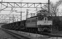 1988年12月熊谷タ~熊谷にて石炭返空列車 - 急行越前の鉄の話