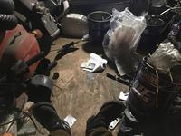 年末年始の営業案内で年末だな - vespa専門店 K.B.SCOOTERS ベスパの修理やらパーツやらツーリングやらあれやこれやと