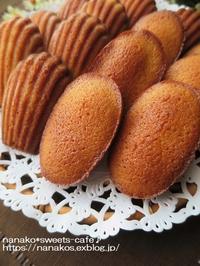 フィナンシェ*シェル型*オーバル型 - nanako*sweets-cafe♪