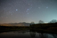 南アルプスに降る星 - **photo cafe**