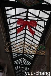 商店街もクリスマス - 下手糞でも楽しめりゃいいじゃんPHOTO BLOG