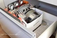 『年末の大掃除と片付けと断捨離』キッチン収納は家にあるものをフル活用♪ - neige+ 手作りのある暮らし