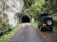 2018.11.24 L字素掘りトンネル - ジムニーとピカソ(カプチーノ、A4とスカルペル)で旅に出よう