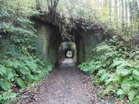 2018.11.24 月崎トンネル - ジムニーとピカソ(カプチーノ、A4とスカルペル)で旅に出よう