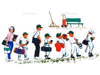 学童野球から成人式まで - 私の関連サイト