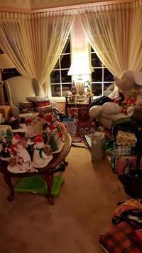 従兄弟宅でのクリスマスディナー - 2度目のリタイア後のライフ