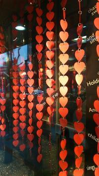 Valentine display - ART/CREATION