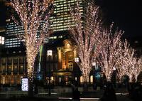 TOKYO STATION 's  Night - 困難の中にこそ美がある