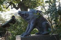 来年は猪年岡太神社の猪像 - たんぶーらんの戯言