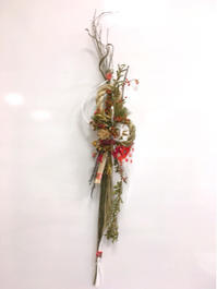 NHKカルチャー町田教室 - driedflower arrangement ✦︎ botanical accessory ✦︎ yukonanai ✦︎ gland*