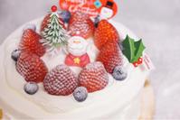 クリスマスケーキのお礼♪ - 『小さなお菓子屋さん Keimin 』の焼き焼き毎日