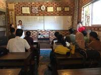 24日からカンボジアに来ています。 - 枚方市・八幡市 子どもの教室・すべての子どもたちの可能性を親子で感じる能力開発教室Wake(ウェイク)
