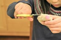 イノシシ作り楽しみました - 大阪府池田市 幼児造形教室「はるいろクレヨンのブログ」