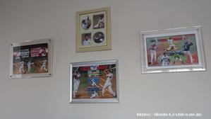 Swallowsフォトギャラリー in my room - Out of focus ~Baseballフォトブログ~