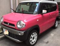 【スズキハスラー】に合うシートカバー - かわいいカー雑貨のお店ココトリコのブログ