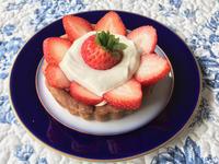 苺の小さいタルト - やせっぽちソプラノのキッチン2
