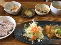 27日 鯖の味噌煮定食@わたしの食卓 - 香港と黒猫とイズタマアル2