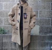 INVERTERE (インバーティア) NEWTON ABBOT LONG DUFFLE COAT - セレクトショップ REGULAR (レギュラー仙台)   ブログ