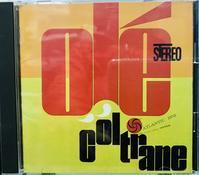 """♪654 ジョン・コルトレーン """" Olé Coltrane """" CD 2018年12月28日 - 侘び寂び"""