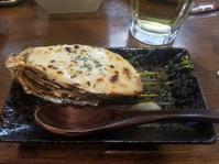 牡蠣と豆腐のグラタン、ZARAのデニム×ピンクのコート - ねことおうち