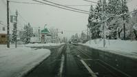 本格的な雪降りですが - 津南のなかの雪国ブログ