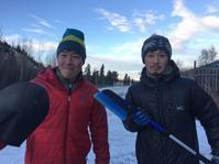 オーロラシーズンスタート! 冬季スタッフトレーニング 2018-2019 - ヤムナスカ Blog