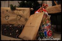 christmas presents! - Salt&Orange時々Pepper