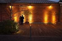 煉瓦倉庫の二人 - kisaragi