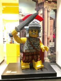 グラディエータ-をレゴで。 - 情熱的イタリア生活