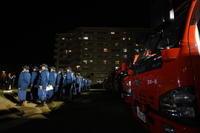 立川市消防団歳末特別警戒 - 立川のいまはここ