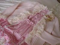 ピンクのギンガムは見逃せないの - LilyのSweet Style