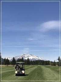 Golf 日和 - カナディアンロッキーで暮らす