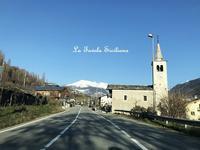クリスマスマーケットの旅2018はイタリア北西アオスタからスイスへ vol.6~レンタカーでアルプス越え! - 幸せなシチリアの食卓、時々旅