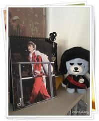 12月のGDカレンダーとBIGBANGスノードーム♪ - **いろいろ日記**