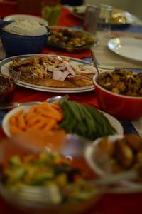 Christmas Dinner - ∞ infinity ∞