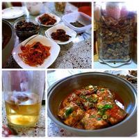 家ランチで韓国ご飯 - キューニーの食卓