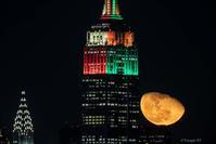 臥待月とHoliday Color ESB - Triangle NY