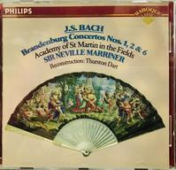 "♪655 Neville Marriner "" Bach ブランデンブルク協奏曲 "" CD 2018年12月29日 - 侘び寂び"