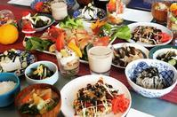 ■続・クリスマスの朝ご飯【全貌編とお好み焼き/釜揚げシラス下ろしなど。】 - 「料理と趣味の部屋」