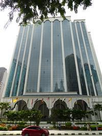マレーシア2018年クアラルンプール   「 HOTEL ISTANA 」 1 - 食べて、寝るだけ