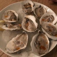 Oyster (生カキ) - ファルマウスミー
