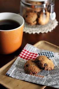 しほさんの、チョコとココナッツのクッキー - Takacoco Kitchen