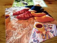 【アフタヌーンティー】12月26日からの新メニュー【ティールーム】 - お散歩アルバム・・春の足音