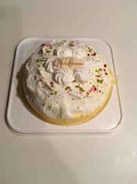 クリスマスケーキ - エンジニアTak.JのDaily Remarks